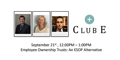 Club E Digital With Sue Crockett, Rick Plympton and Christopher Michael tickets