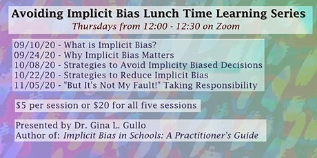 Avoiding Implicit Bias Series tickets
