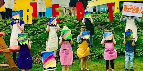 Masterapiece Children-Canvas Painting @Streatyard tickets