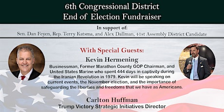 6th District End of Campaign Fundraiser tickets