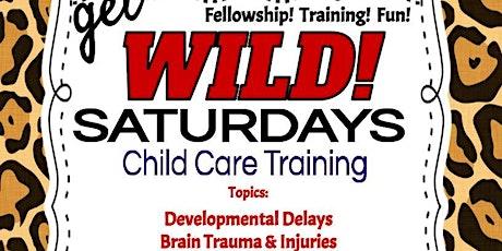 Hurst: Child Care Training Workshop- Get WILD Saturday! tickets