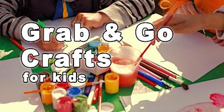 Kids Grab & Go Kits - Oct. 2020 tickets