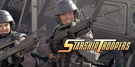 RiffTrax Live: Starship Troopers (Only on Scener) tickets
