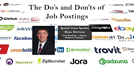 Do's and Don'ts of Job Postings tickets
