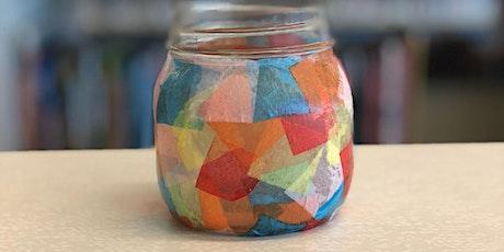 Tween/Teen Craft - Candle Holders tickets