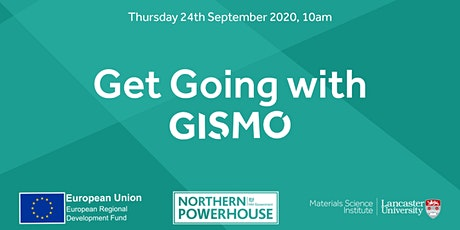 Get Going with GISMO tickets