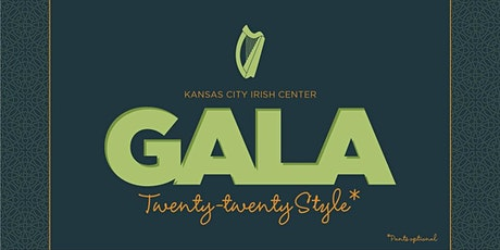 Irish Center Gala - 2020 Style tickets