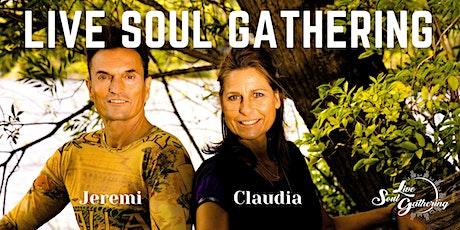 Live Soul Gathering - Afstemmen op de nieuwe maand tickets