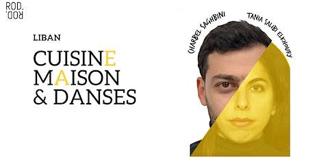 Liban : cuisine maison et danses billets