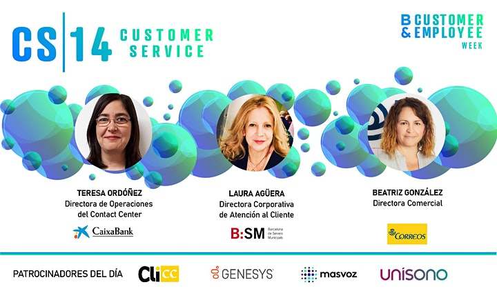 Imagen de BCustomer & Employee Week  - CUSTOMER SERVICE