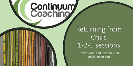 Professional Coaching for You. tickets
