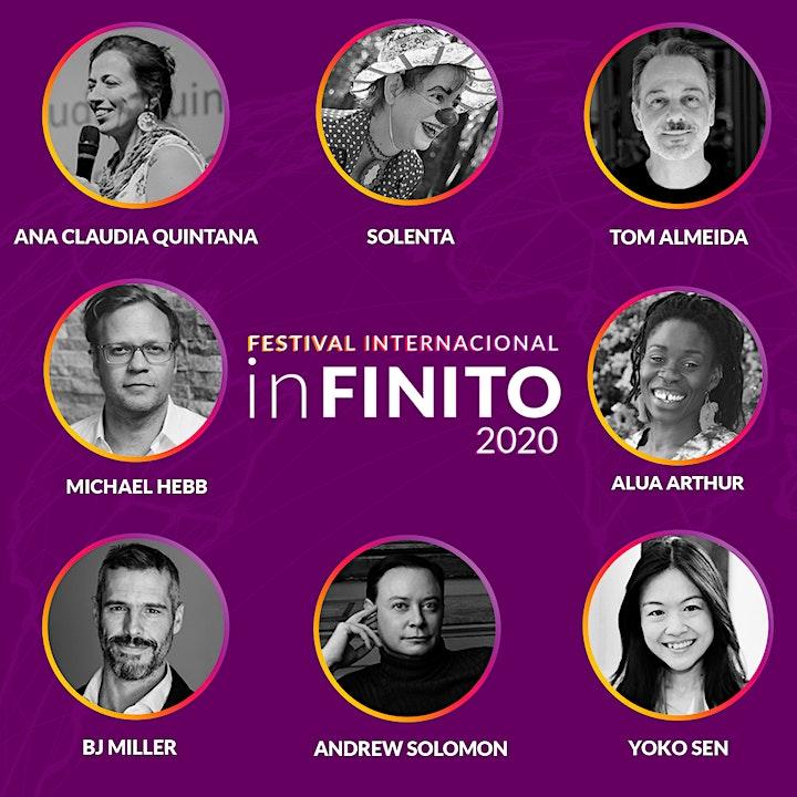 Imagem do evento Festival Internacional inFINITO 2020