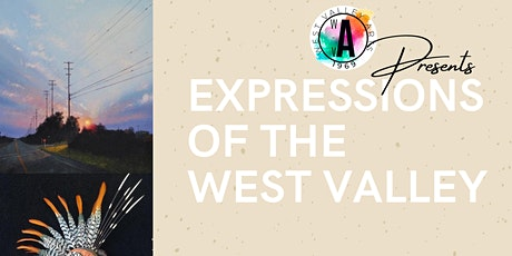Expressions of the West Valley Exhibit (Sept 10 - Oct 9, 2020) tickets