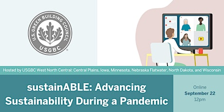 sustainABLE: Advancing Sustainability During a Pandemic tickets