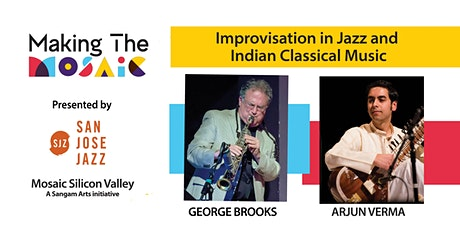 Making the Mosaic: Improvisation in Jazz & Indian Classical Music tickets