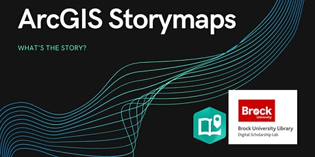 What's the Story? ArcGIS StoryMaps tickets