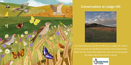 Conservation at a landscape scale tickets