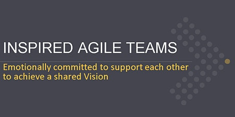 Inspired Agile Teams - Masterclass tickets