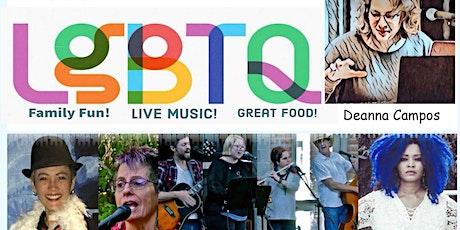 Transformation Festival tickets