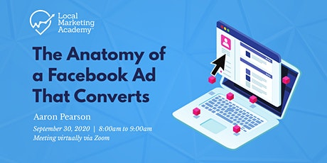 The anatomy of a Facebook ad that converts tickets