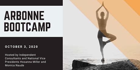 Arbonne Boot Camp 2020 tickets