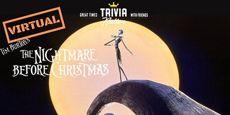 The Nightmare Before Christmas  Virtual Trivia: Gift Card and Other Prizes tickets