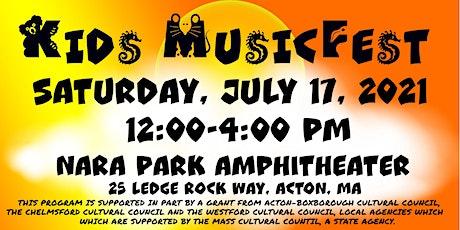 Kids MusicFest - 2021 tickets
