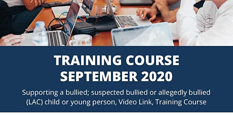 Bullied or allegedly bullied child or young person training tickets