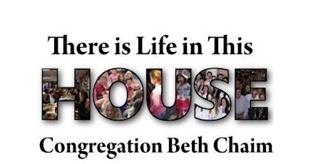 Yom Kippur 2020/5781 - Congregation Beth Chaim tickets