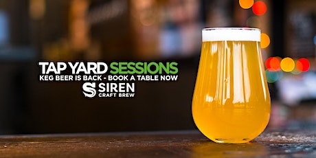 Tap Yard Sessions -26th September. Joined by Demaine Artisan tickets