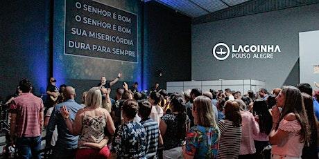 Culto Presencial (Sábado às 19h30) - Lagoinha Pouso Alegre ingressos