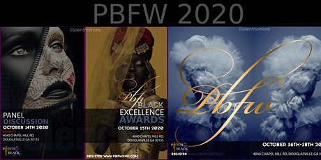 PBFW SEASON V tickets