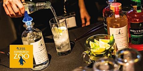 Gin-etics! at Edinburgh Zoo tickets