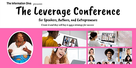 The Leverage Conference for Speakers, Authors, and Entrepreneurs tickets