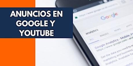 Curso Online de Google Ads entradas