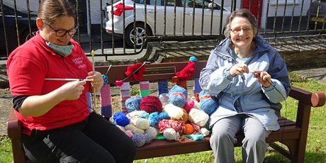 Let's get Yarn Bombing tickets