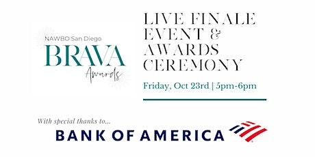 NAWBO BRAVA Awards: Live Finale Event & Awards Ceremony tickets