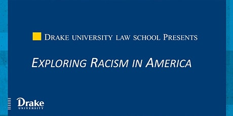 Exploring Racism in America tickets