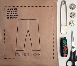 Sewing From a Pattern – Basic Pants tickets