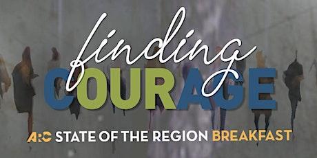 State of the Region Breakfast 2020 tickets