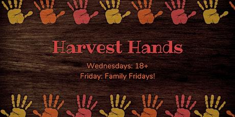 Harvest Hands Volunteer Days (Family Fridays) tickets