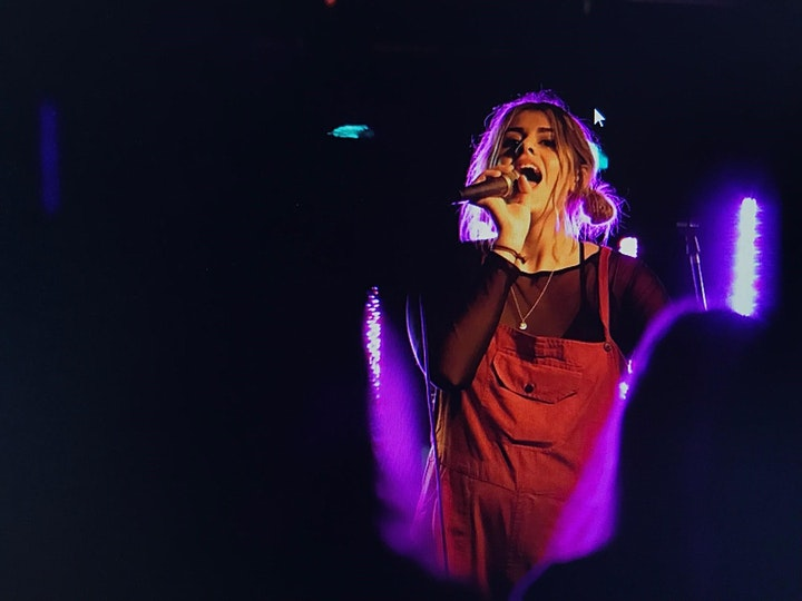 LIVE MUSIC ~ Kaine Francesco // Claudia Kate image