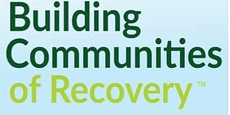 Building Communities of Recovery tickets