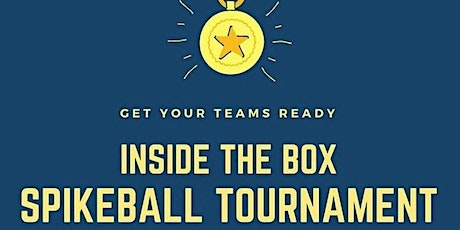 Inside the Box Spikeball Tournament tickets