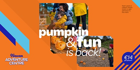 Pumpkin And Fun tickets
