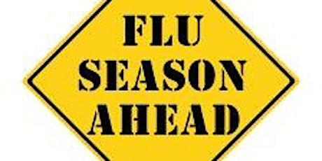 Drive Thru Flu Shots tickets