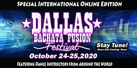 2020 Dallas Bachata Festival  tickets