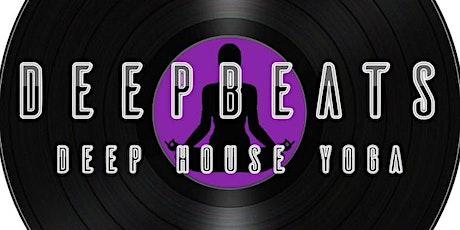 DeepBeats // Deep House Yoga : LIVE ONLINE tickets
