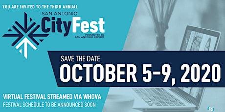 San Antonio CityFest 2020 tickets