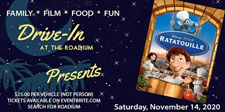 RATATOUILLE at the Roadium Drive-In tickets